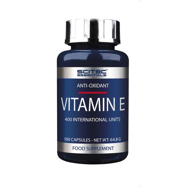 Scitec Nutrition Vitamin E (100 caps.)