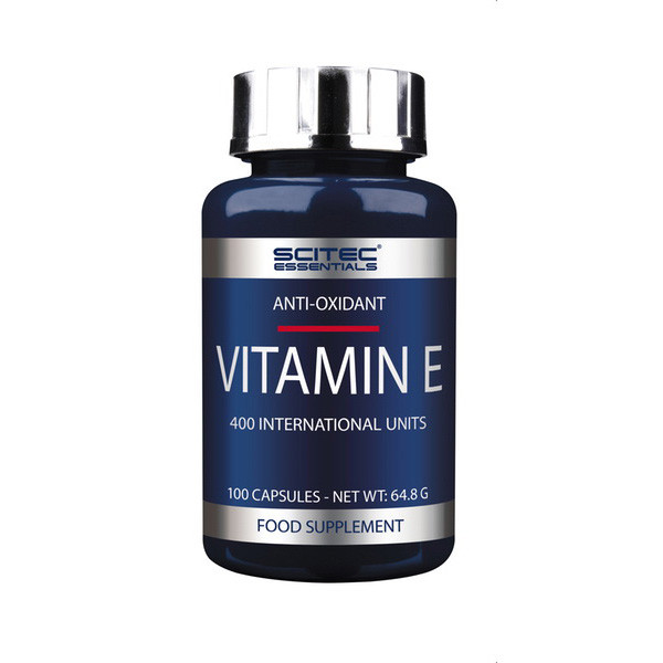Витамин Е Scitec Nutrition Vitamin E 100 caps
