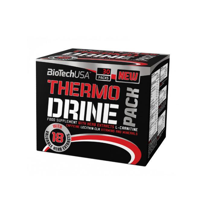 Жиросжигатель BioTech Thermo Drine Pack 30 packs