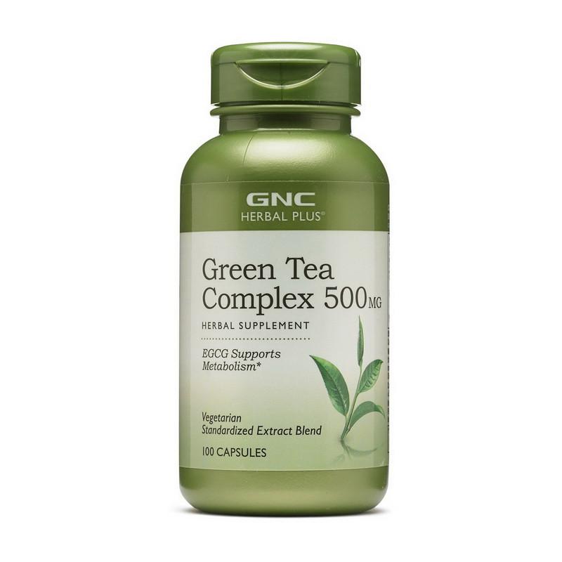 GNC GREEN TEA COMPLEX (100 caps)