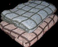 Одеяло шерстяное 50% 100х140