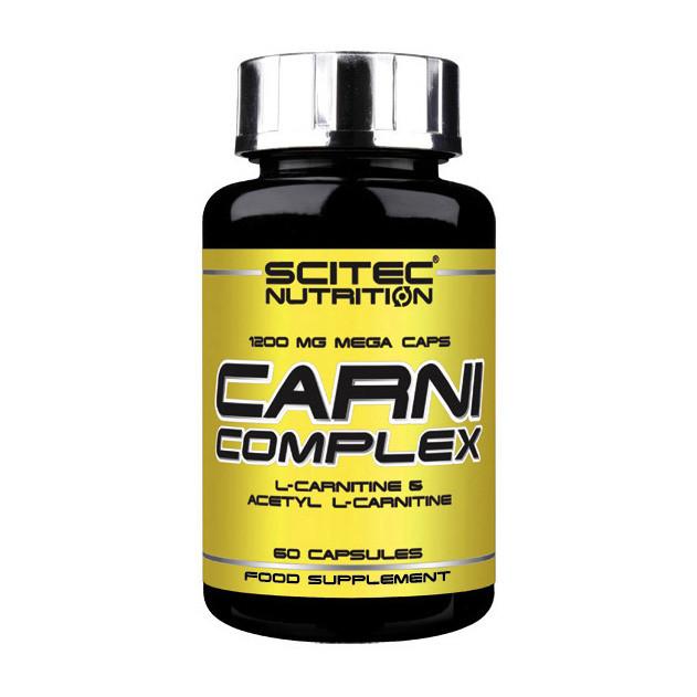 Scitec Nutrition Carni complex (60 caps)