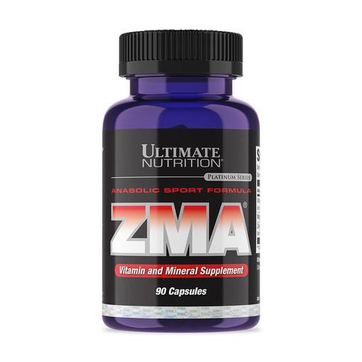 Цинк с магнием Ultimate Nutrition ZMA 90 caps