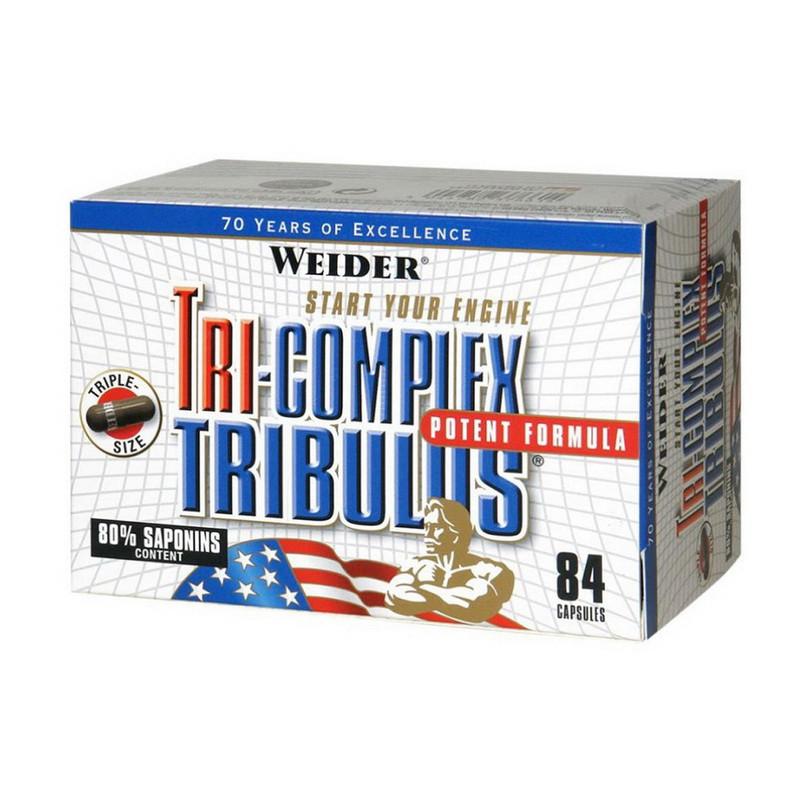 Трибулус террестрис Weider Tri-Complex Tribulus 84 caps