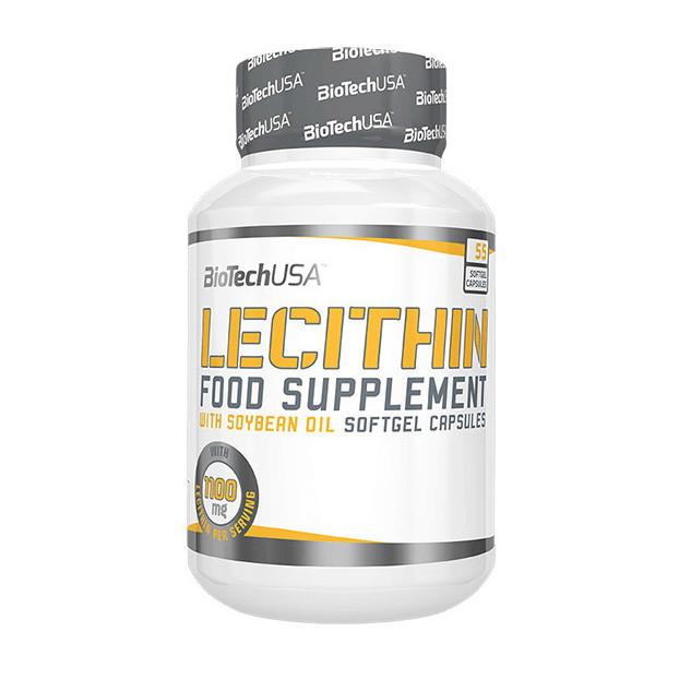 BioTech Lecithin (55 caps)
