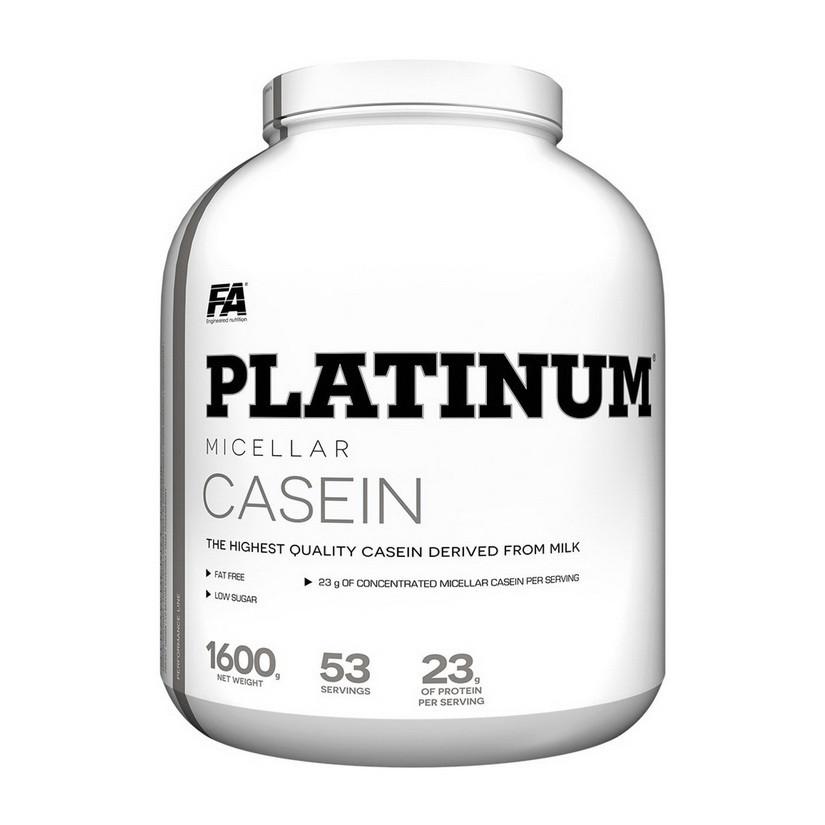 Fitness Authority Nutrition Platinum Micellar Casein (1,6 kg)