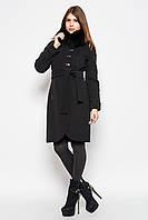 Зимнее пальто  с меховым воротником X-Woyz! LS-8526