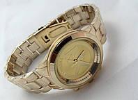 Часы женские Michael Kors - MK - золотистые Майкл Корс