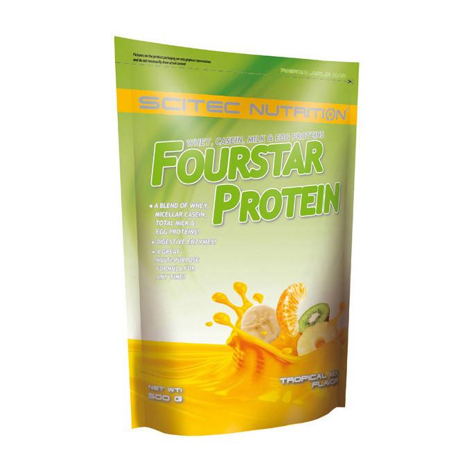 Scitec Nutrition Fourstar Protein (500 g)