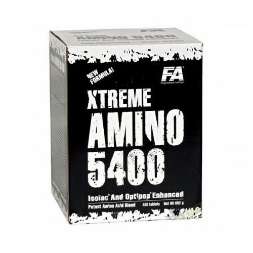 Fitness Authority Nutrition Xtreme Amino 5400 (400 tab)