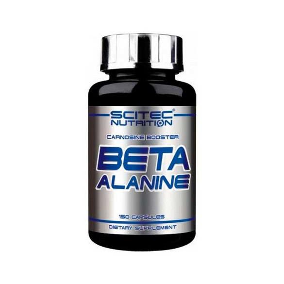 Бета аланин Scitec Nutrition Beta Alanine 150 caps