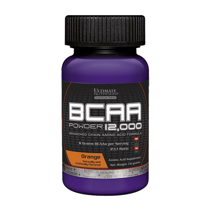 Ultimate Nutrition BCAA 12000 (1 порция 7,6 g)