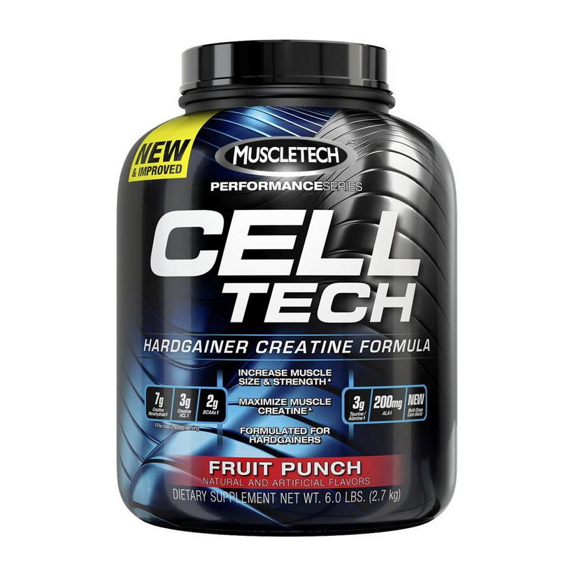Креатиновый комплекс MuscleTech Cell Tech 2,7 kg