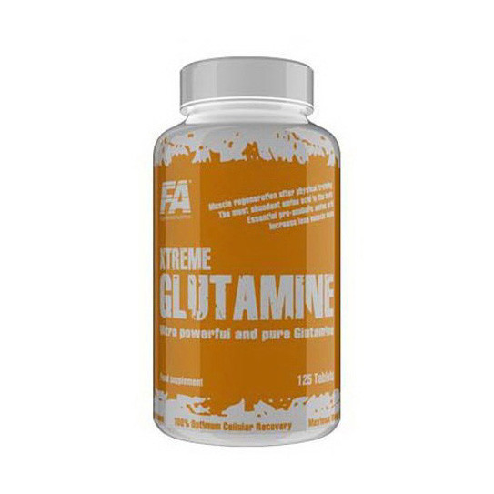 Fitness Authority Nutrition Xtreme Glutamine (250 tab)