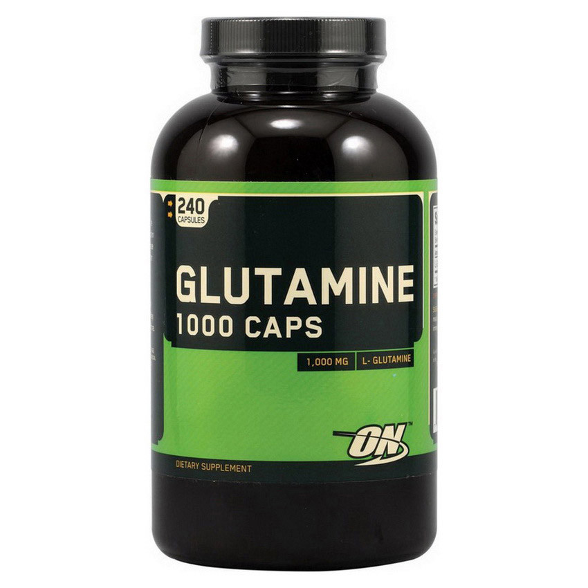 Глютамин Optimum Nutrition Glutamine 1000 240 caps