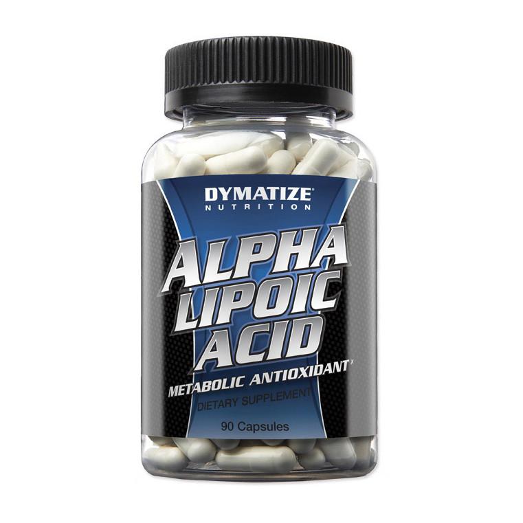 Альфа-липоевая кислота Dymatize Alpha Lipoic Acid 90 caps