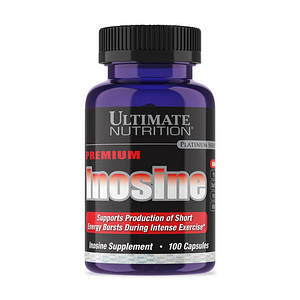 Инозин Ultimate Nutrition Inosine 100 caps