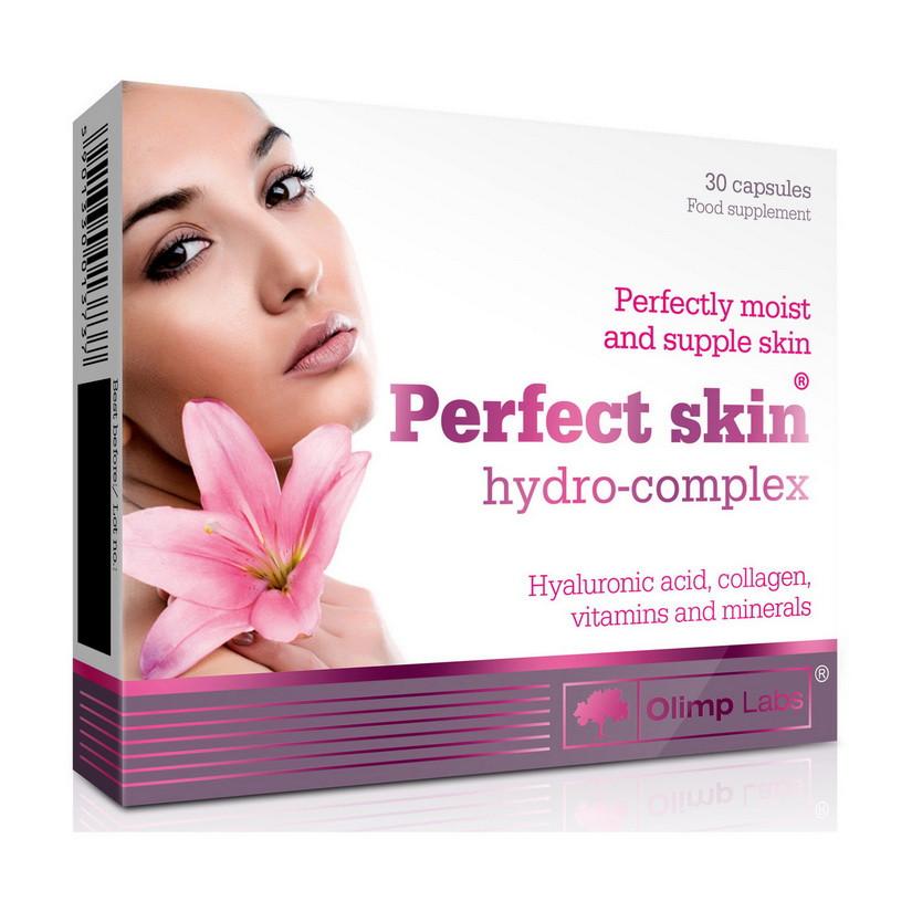 Витамины для волос, кожи и ногтей OLIMP Perfect Skin Hydro-Complex 30 caps