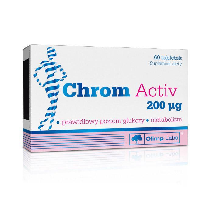Хром OLIMP Chrom Activ 60 tabs
