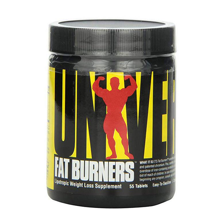 Жиросжигатель Universal Fat Burners 55 tabs