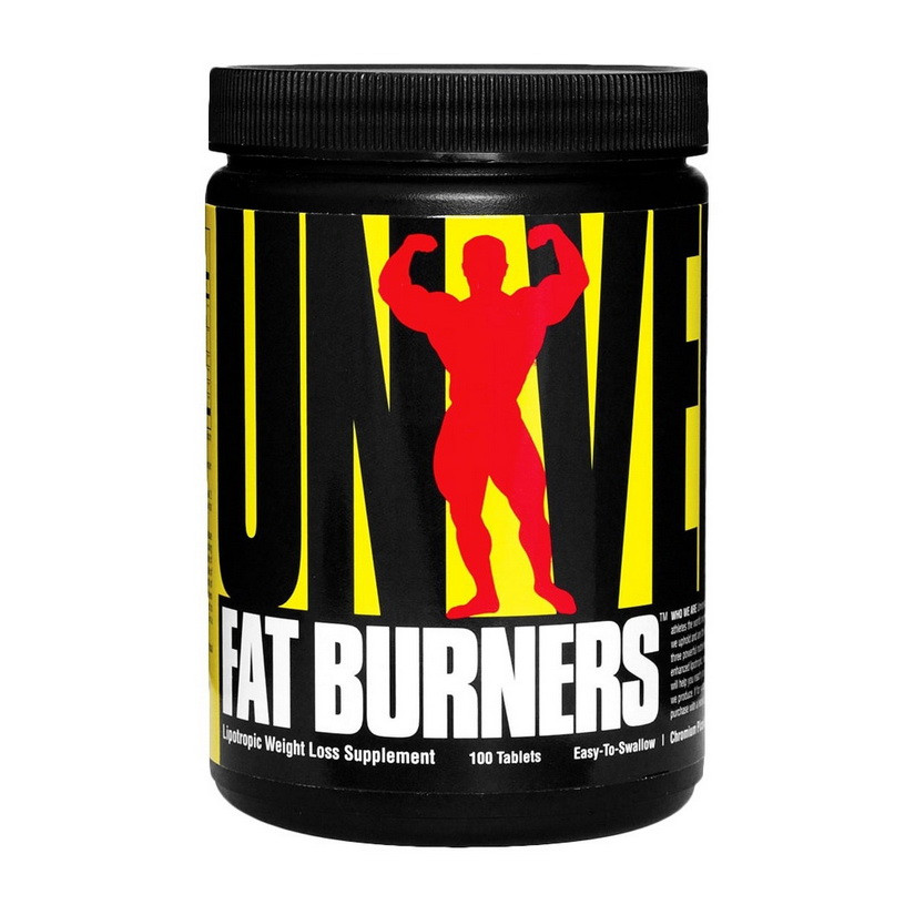 Жиросжигатель Universal Fat Burners 100 tabs