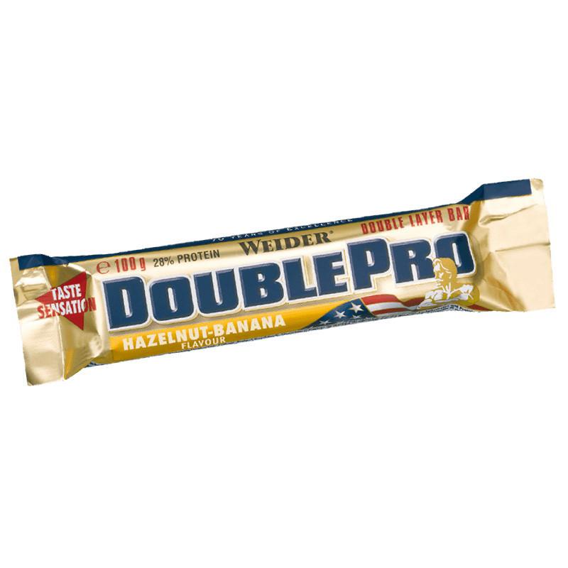 Протеиновый батончик Weider Double Pro Bar 50 g