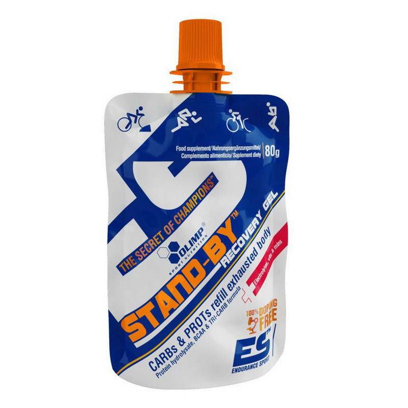 Карбо OLIMP Stand-By Recovery Gel 80 g