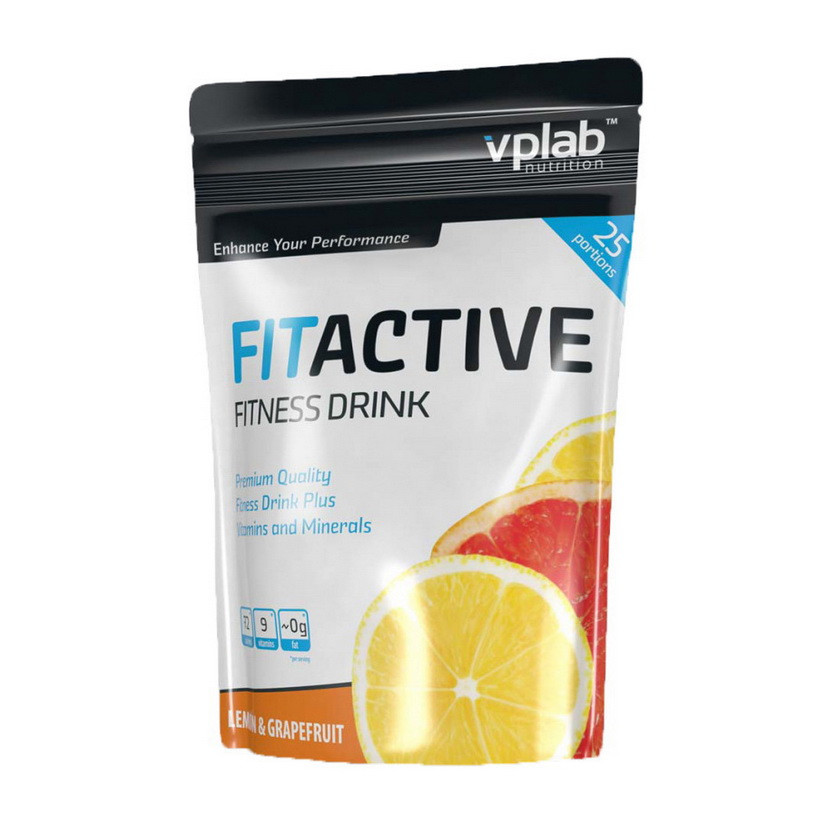 Изотоник VP Lab FitActive Fitness Drink (500 g)