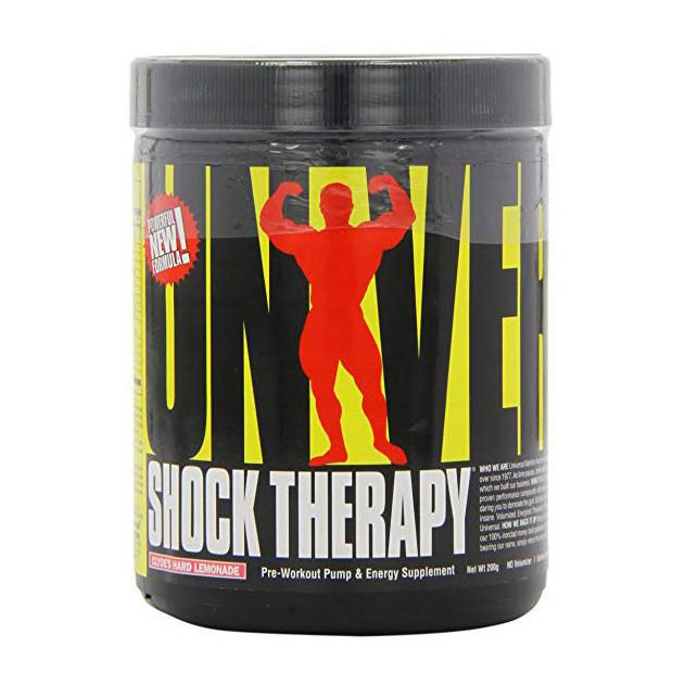 Предтренировочный комплекс Universal Shock Therapy 200 g