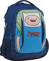 Рюкзак молодежный 974 Adventure Time (AT15-974L)