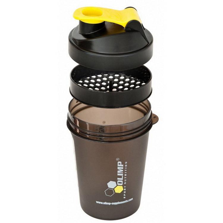 Шейкер OLIMP Smart Shaker Black Label 400 ml