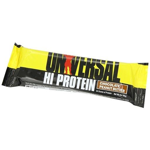 Протеиновый батончик Universal Nutrition Hi Protein Bar (85 g)