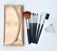 Набор кистей для макияжа с аппликаторами, фото 1