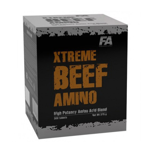 Fitness Authority Nutrition Xtreme Beef Amino (600 tabs)