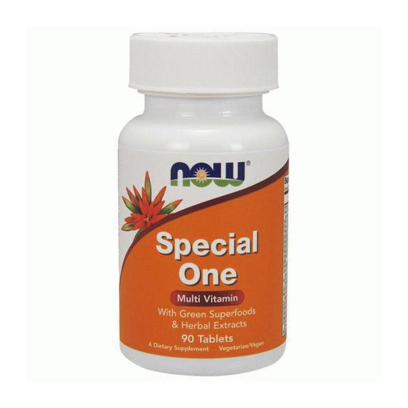 Витамины и минералы NOW Special One 90 tabs