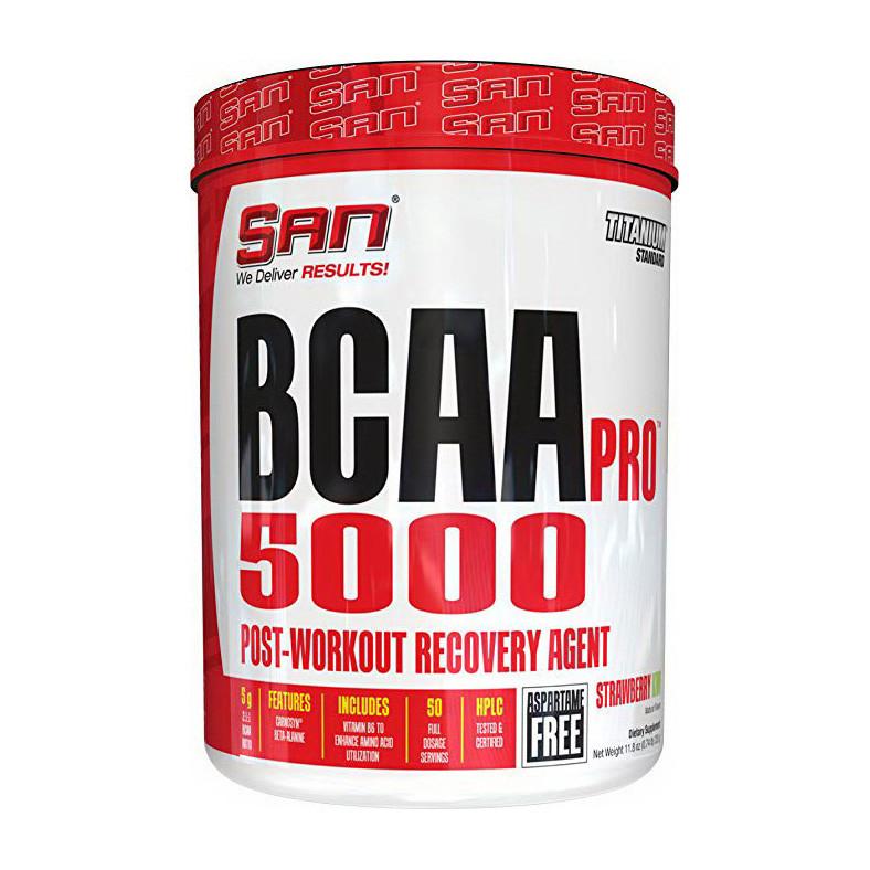ВСАА Аминокислоты SAN BCAA Pro 5000 690 g