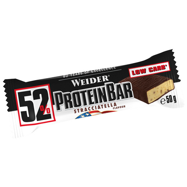 Протеиновый батончик Weider 52% Protein Bar 50 g