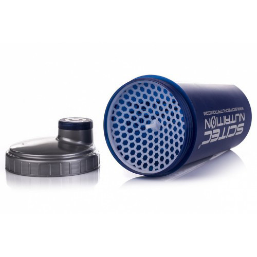Шейкер Scitec Nutrition Shaker Scitec Blue 700 ml