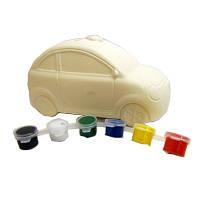 Раскраска копилка керамическая Авто 8-531