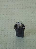 Патрон с микролампой подсветки панели приборов АЗЛК 2141