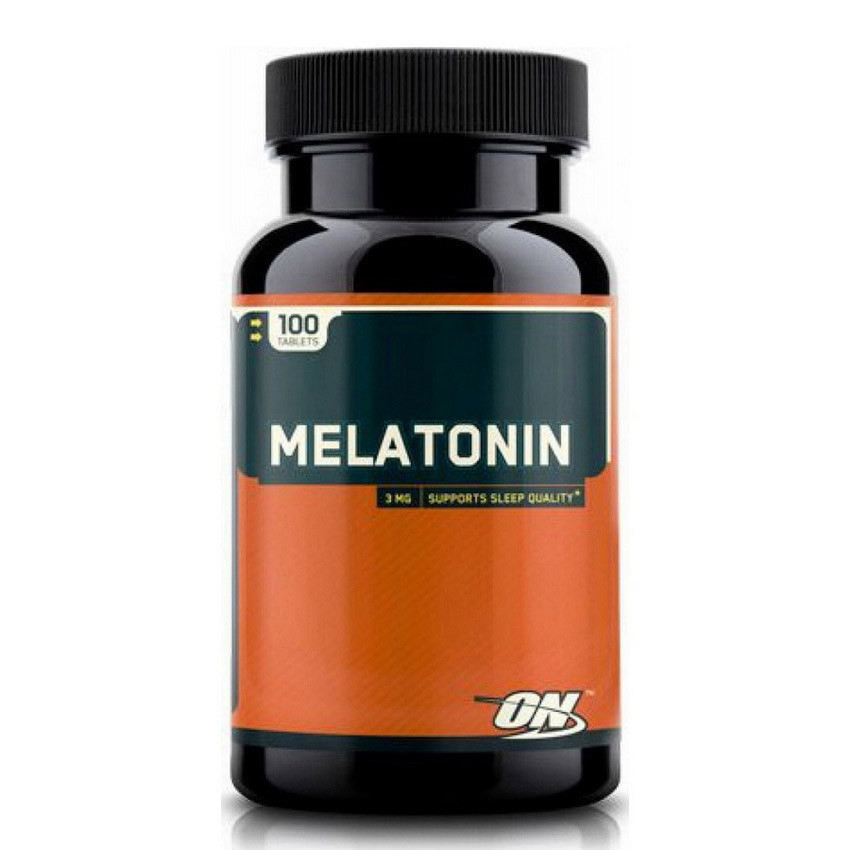 Мелатонин Optimum Nutrition Melatonin 100 tabs