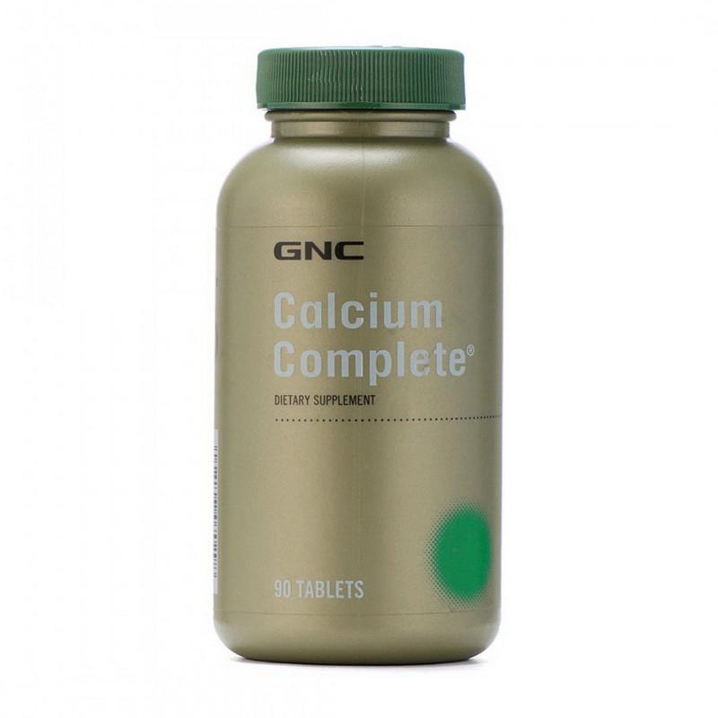 Кальций GNC Calcium Complete 90 tabs