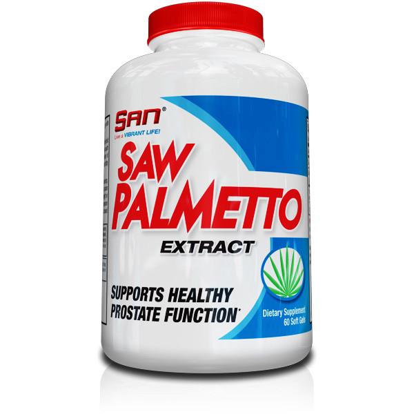 Со Пальметто SAN Saw Palmetto 60 softgels