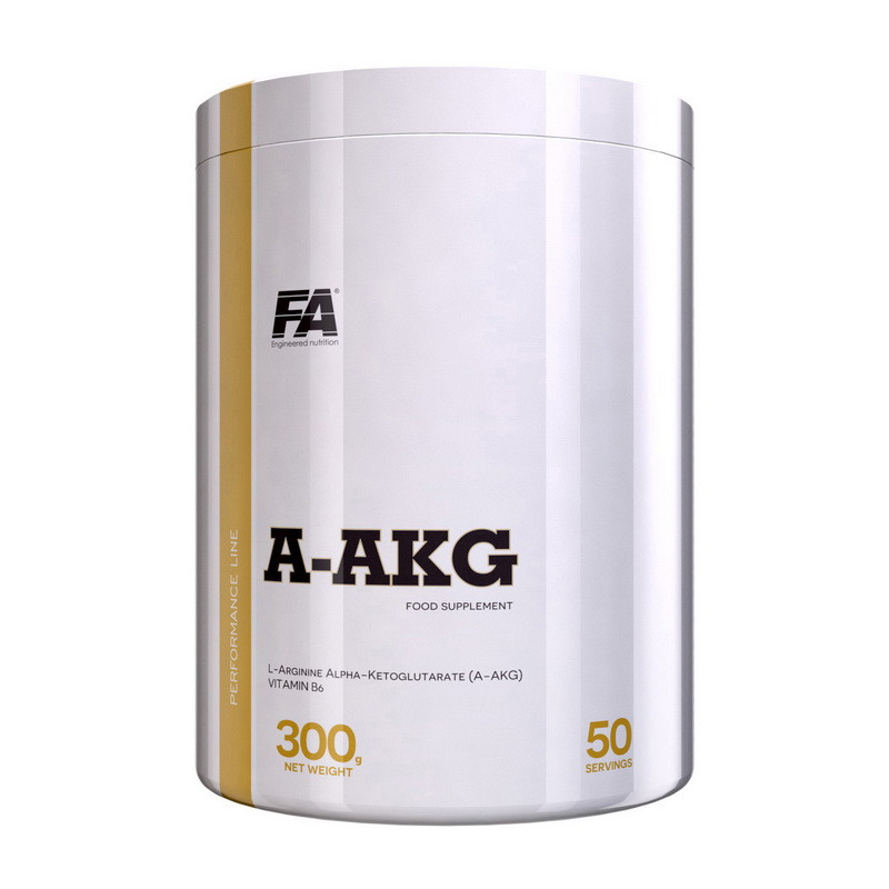 Fitness Authority Nutrition A-AKG Unflavored (300 g)