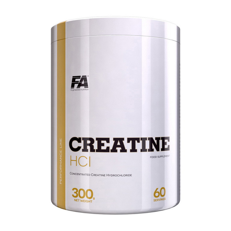 Fitness Authority Nutrition Creatine HCl Unflavored (300 g)