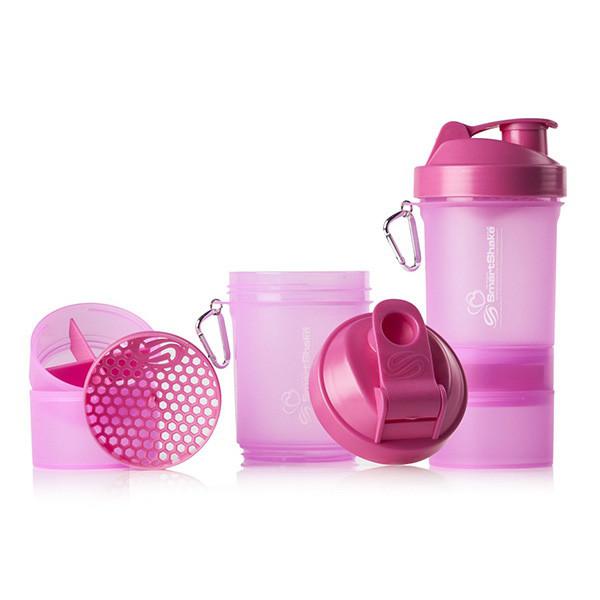 Шейкер SmartShake SmartShake NEON Pink V1 600 ml