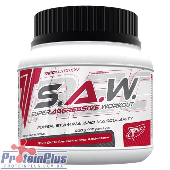 Предтренировочный комплекс TREC nutrition S.A.W 200 g