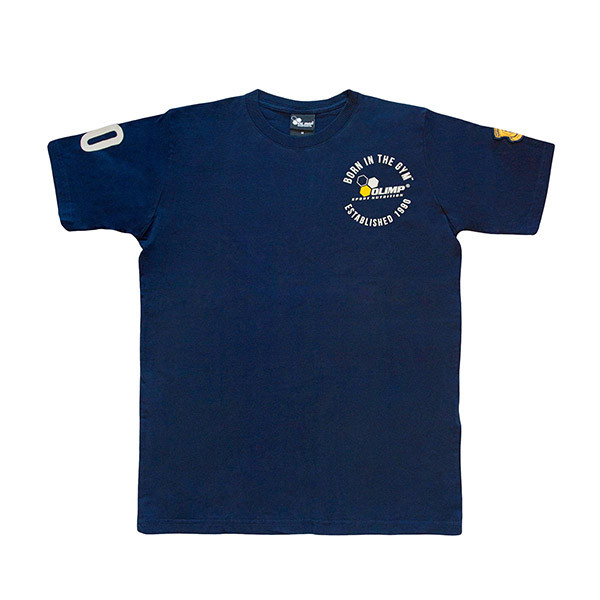 Футболка Olimp T-Shirt Olimp Team Navy Blue (M, L, XL, XXL, XXXL)