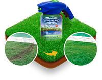 Жидкий газон Hydro Mousse Liquid Lawn 2 в 1 + распылитель для гидропосева