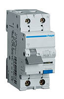 Дифференциальный автомат Hager 2П 40А 30мА тип С AD990J